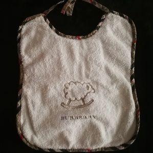 Burberry Baby Infant Bib Unisex